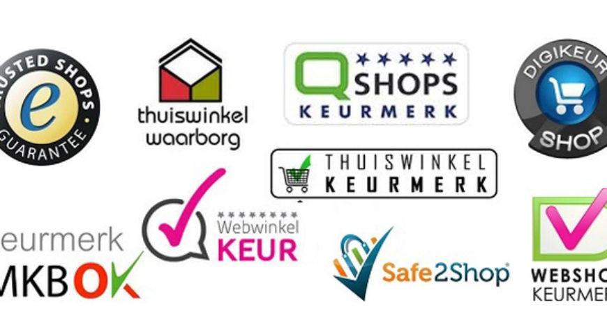 Keurmerken voor webwinkels