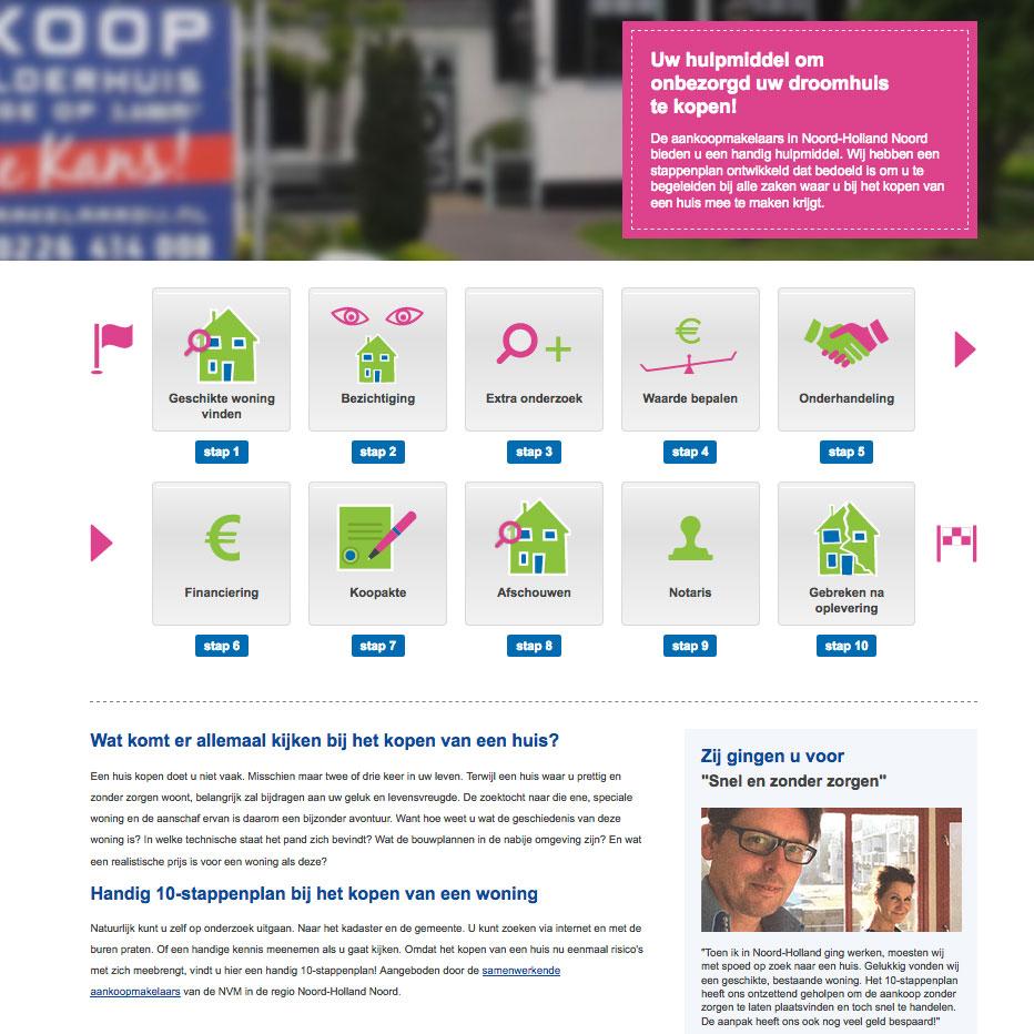 aankoophuis.nl NVM makelaars Noord-Holland-Noord