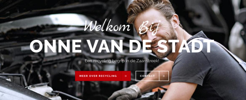 (Nederlands) Onne van de Stadt Recycling