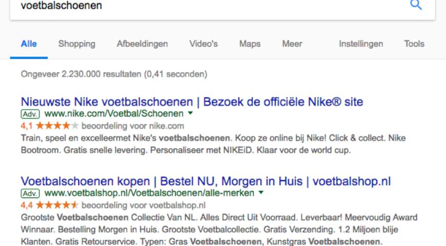 Google Ads nieuwe naam voor online adverteren
